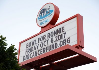 BOWL FOR RONNIE 2017
