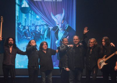 Dio-Band-and-Eddie-Trunk-at-the-2020-Gala-Avalon-Hollywood