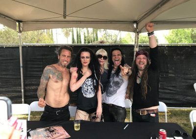 RIDE-FOR-RONNIE-2018-Wendy-Dio-and-Beasto-Blanco-Meet-and-Greet-by--Michelle-Coombe