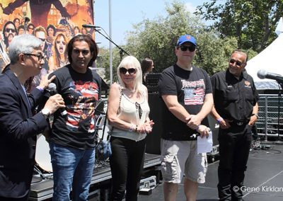 RIDE-FOR-RONNIE-2019---Dr-Wong---Sandy---Wendy-Dio---Trunk---Oliver-Shokouh-by-Gene-Kirkland