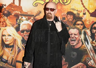 Rob Halford at 2014 Gala at the Avalon Hollywood