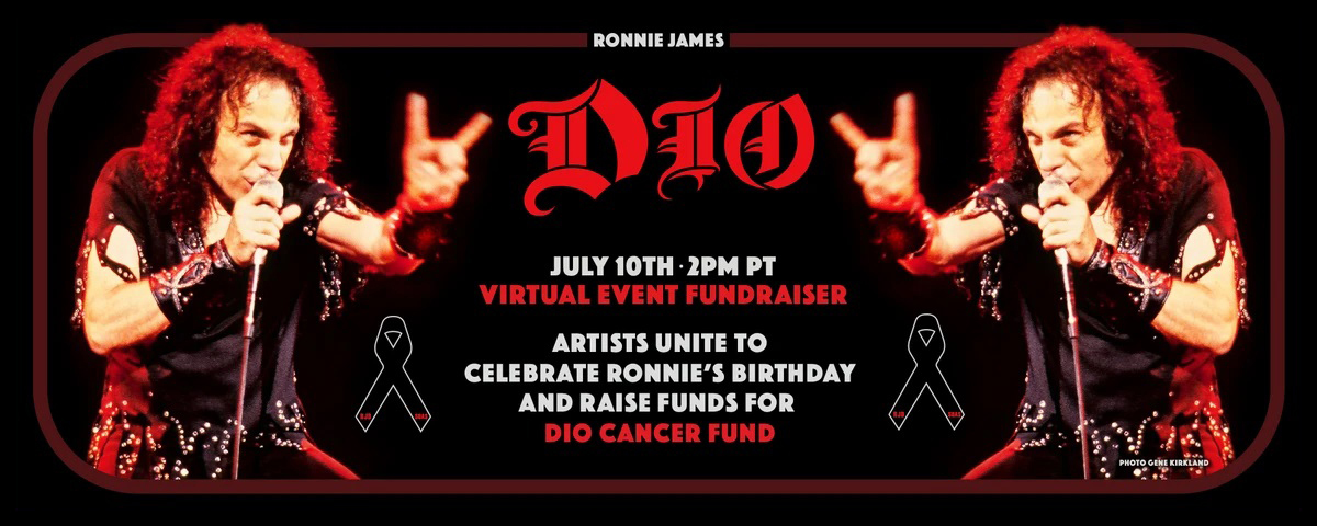 July 10th 2021 Virtual Fundraiser